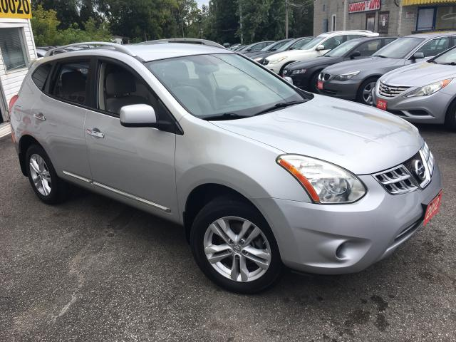 2012 Nissan Rogue SV/ AUTO/ AWD/ REVERSE CAM/ ALLOYS/ PWR GROUP!