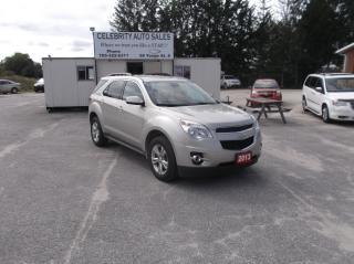 Used 2013 Chevrolet Equinox LT for sale in Elmvale, ON