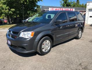 Used 2012 Dodge Grand Caravan Comes Certified/Automatic/7 Passenger for sale in Scarborough, ON