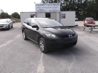 Used 2009 Mazda CX-7 AWD for sale in Elmvale, ON