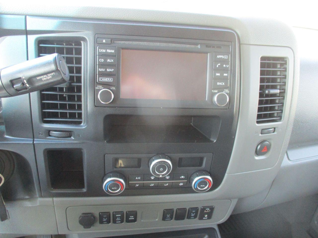 2016 Nissan NV 3500