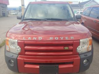 Used 2006 Land Rover LR3 SE for sale in Oshawa, ON