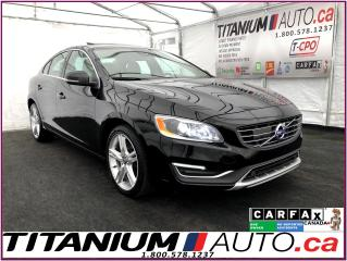 Used 2016 Volvo S60 AWD+GPS+Camera+Blind Spot+ for sale in London, ON