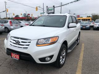 Used 2010 Hyundai Santa Fe for sale in Waterloo, ON