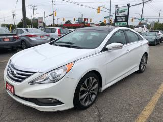 Used 2014 Hyundai Sonata for sale in Waterloo, ON