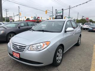 Used 2010 Hyundai Elantra for sale in Waterloo, ON