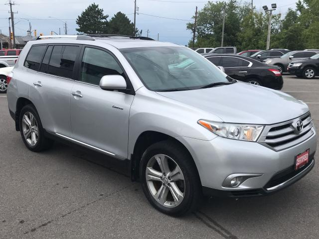 2013 Toyota Highlander LIMITED ** AWD, NAV, BACKUP CAM, HTD SEATS **