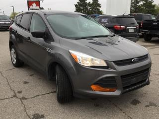 Used 2014 Ford Escape S | Local Trade | Dual Power Mirrors for sale in Harriston, ON