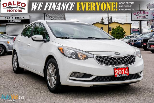2014 Kia Forte LX | HEATED SEATS | BLUETOOTH | SIRIUS RADIO |