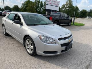 Used 2010 Chevrolet Malibu LS for sale in Komoka, ON