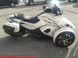 Used 2014 Can-Am Spyder STS for sale in Jarvis, ON