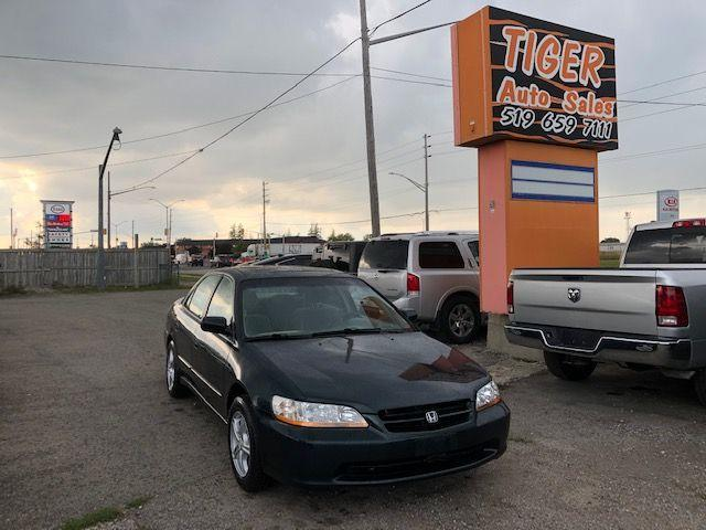 1998 Honda Accord EX**VERY CLEAN**DRIVES GREAT**ONLY 175K**AS IS