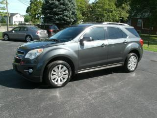 Used 2011 Chevrolet Equinox 1LT for sale in Stoney Creek, ON