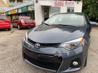 Used 2015 Toyota Corolla S /No  Accidents Clean Carfax for sale in Toronto, ON