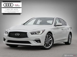 Used 2018 Infiniti Q50 3.0T Luxe for sale in Halifax, NS
