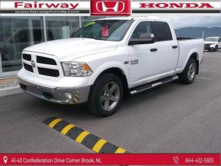 Used 2017 RAM 1500 OUTDOORSMAN for sale in Halifax, NS