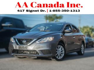 Used 2017 Nissan Sentra SUNROOF|NAVI|BLINDSPOT for sale in Toronto, ON