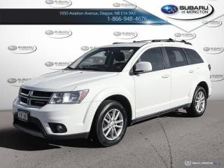 Used 2014 Dodge Journey SXT for sale in Dieppe, NB