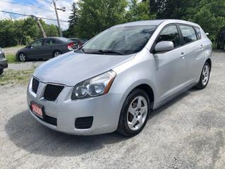Used 2009 Pontiac Vibe MATRIX for sale in Stouffville, ON