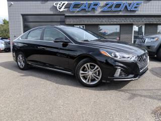 Used 2018 Hyundai Sonata SPORT EASY LOAN APPROVAL for sale in Calgary, AB