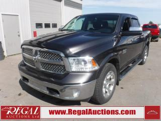 Used 2014 RAM 1500 Laramie Crew CAB SWB 4WD 5.7L for sale in Calgary, AB