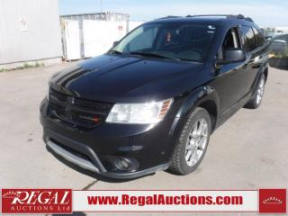 Used 2013 Dodge Journey R/T Rallye 4D Utility AWD 3.6L for sale in Calgary, AB