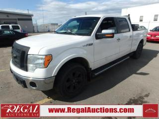 Used 2012 Ford F-150 LARIAT SUPERCREW LWB 4WD 3.5L for sale in Calgary, AB