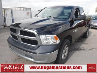 Used 2014 RAM 1500 SXT Quad Cab SWB 4WD 5.7L for sale in Calgary, AB