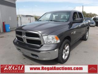 Used 2015 RAM 1500 SLT Crew Cab SWB 4WD 5.7L for sale in Calgary, AB