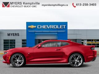 Used 2019 Chevrolet Camaro ZL1  - Sunroof - Heated Seats for sale in Kemptville, ON