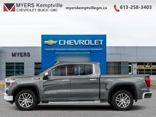 Used 2020 GMC Sierra 1500 - Navigation for sale in Kemptville, ON
