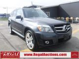 Photo of Grey 2010 Mercedes-Benz GLK350