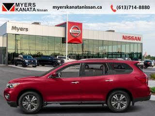 Used 2019 Nissan Pathfinder 4x4 SL Premium  - Sunroof - $299 B/W for sale in Kanata, ON