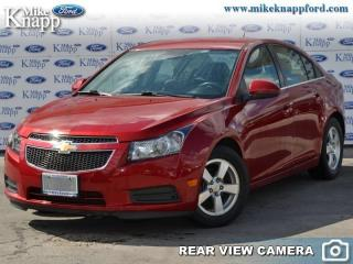 Used 2014 Chevrolet Cruze 2LT  - Leather Seats -  Bluetooth for sale in Welland, ON