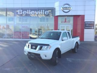Used 2015 Nissan Frontier 1 OWNER LOCAL TRADE, NAVIGATION for sale in Belleville, ON