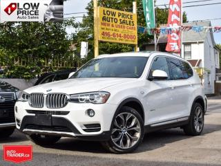 Used 2016 BMW X3 X3d*Diesel*Navi*Panoramic*FullTech*BMWWarranty* for sale in Toronto, ON