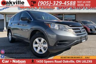 Used 2012 Honda CR-V LX AWD | BLUETOOTH | B/U CAM | HTD SEATS for sale in Oakville, ON