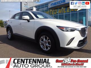 Used 2018 Mazda CX-3 Canadian 50th Anniversary Edition for sale in Charlottetown, PE