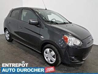 Used 2014 Mitsubishi Mirage SE AIR CLIMATISÉ - ÉCONOMIQUE for sale in Laval, QC