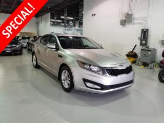Used 2011 Kia Optima 4dr Sdn Auto LX - No Payments For 6 Months** for sale in Concord, ON