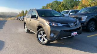 Used 2014 Toyota RAV4 Xle 2.5l Heated Seats Reverse Camera for sale in Midland, ON