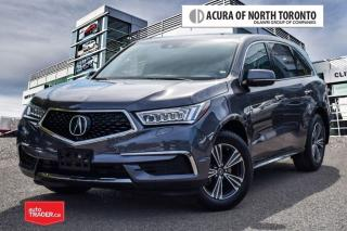 Used 2017 Acura MDX at No Accident| Remote Start| Back-Up Camera| 7 YR for sale in Thornhill, ON