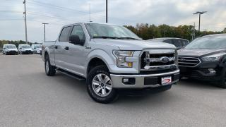Used 2015 Ford F-150 Xlt 3.5l V6 4x4  Leather Reverse Camera for sale in Midland, ON