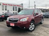 Photo of Red 2016 Subaru Forester