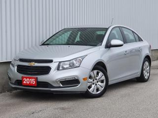 Used 2015 Chevrolet Cruze 1LT|Back Up Cam|FINANCING AVAILABLE FOR EVERYONE for sale in Mississauga, ON