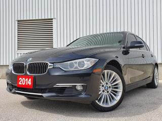 Used 2014 BMW 3 Series 328i xDrive|NAVI| WE FINANCE EVERYONE for sale in Mississauga, ON