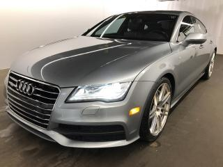 Used 2012 Audi A7 Quattro S-Line Accident Free  for sale in Mississauga, ON