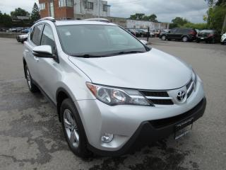 Used 2015 Toyota RAV4 2015 Toyota RAV4 - AWD 4dr XLE for sale in Toronto, ON
