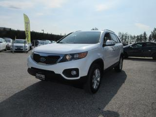 Used 2011 Kia Sorento LX / AWD/ ACCIDENT FREE for sale in Newmarket, ON