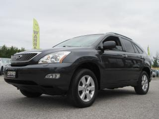 Used 2009 Lexus RX 350 ACCIDENT FREE for sale in Newmarket, ON